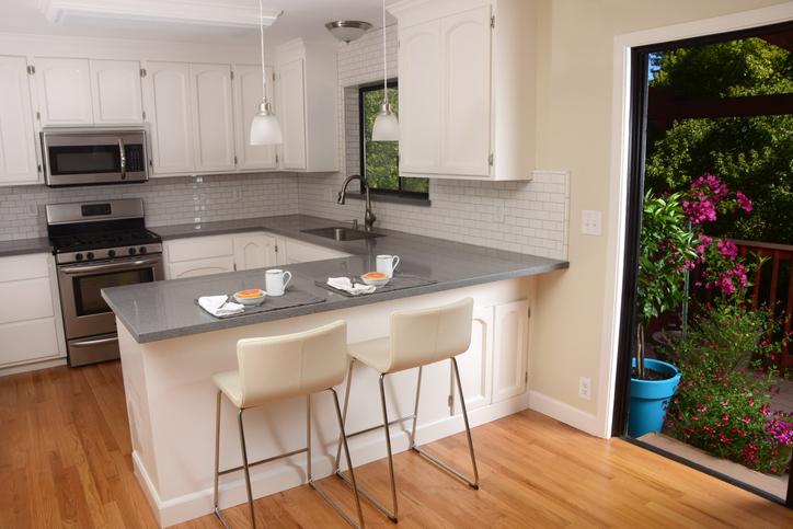 reforma de cozinha pequena