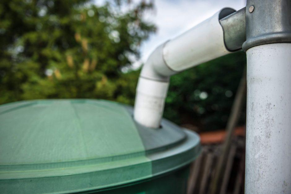 como fazer uma cisterna em casa