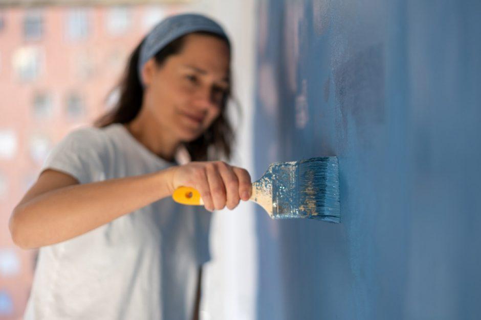 ideias de pintura de parede